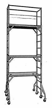 Extra components Scaffold