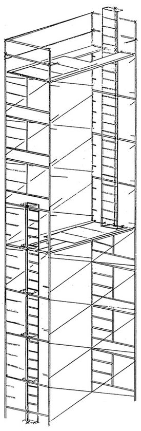 Ladders over 20'